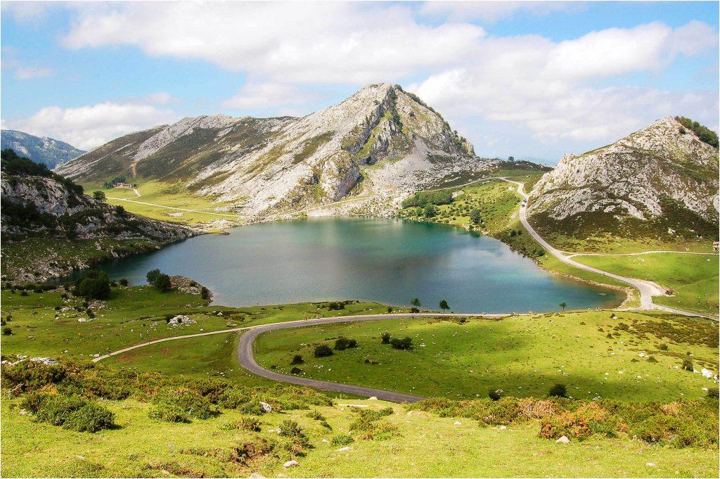 8 – Josue de la Puebla 18 pts- Lago Enol (Asturias)