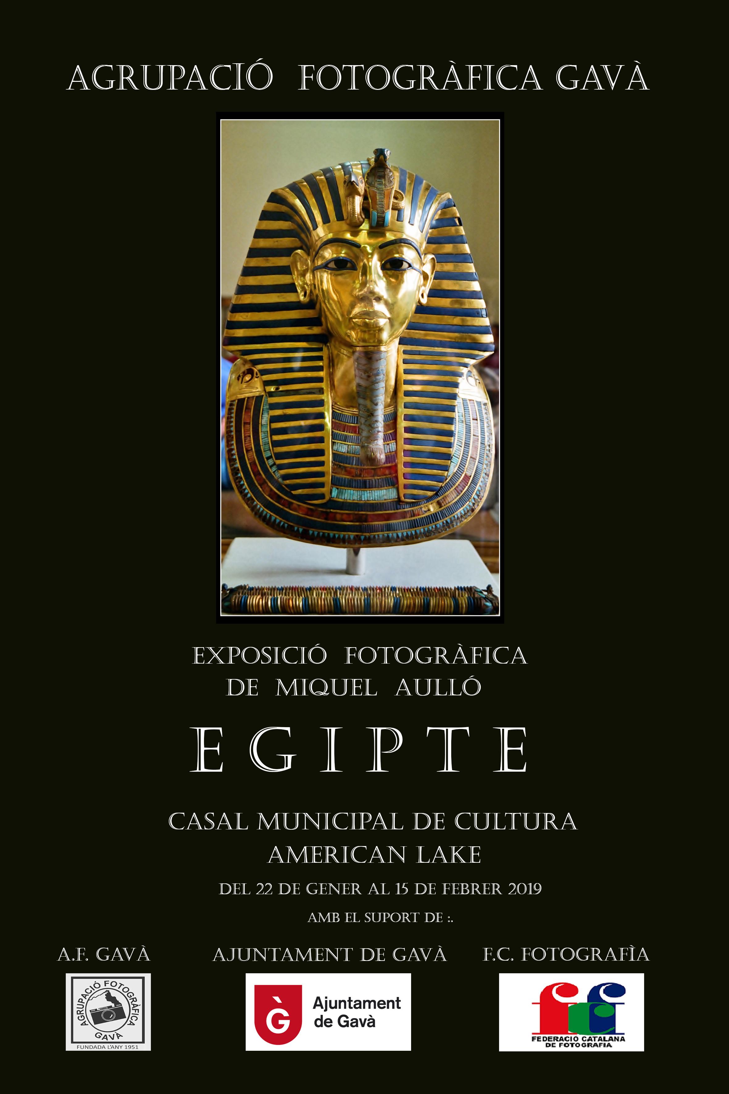 Egipto visto por Miquel Aullo