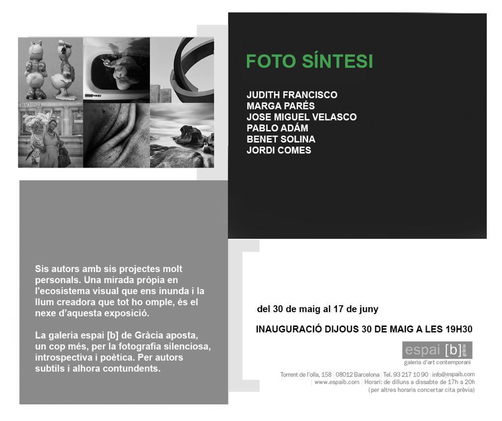 Exposición Foto Síntesi