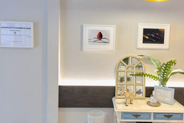 """Exposicion  """"Bodegón"""" Carmeta´s Café"""
