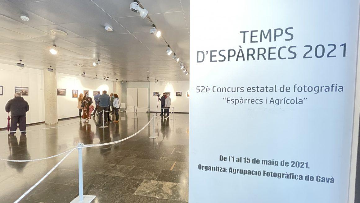 Exposición Espàrrecs i Agricola