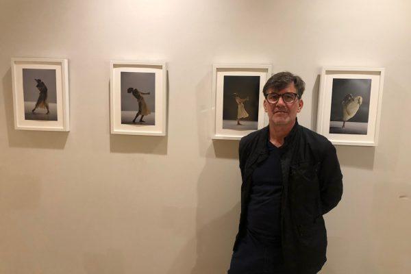 "Exposición ""Bogumer"" en Carmetas Café"